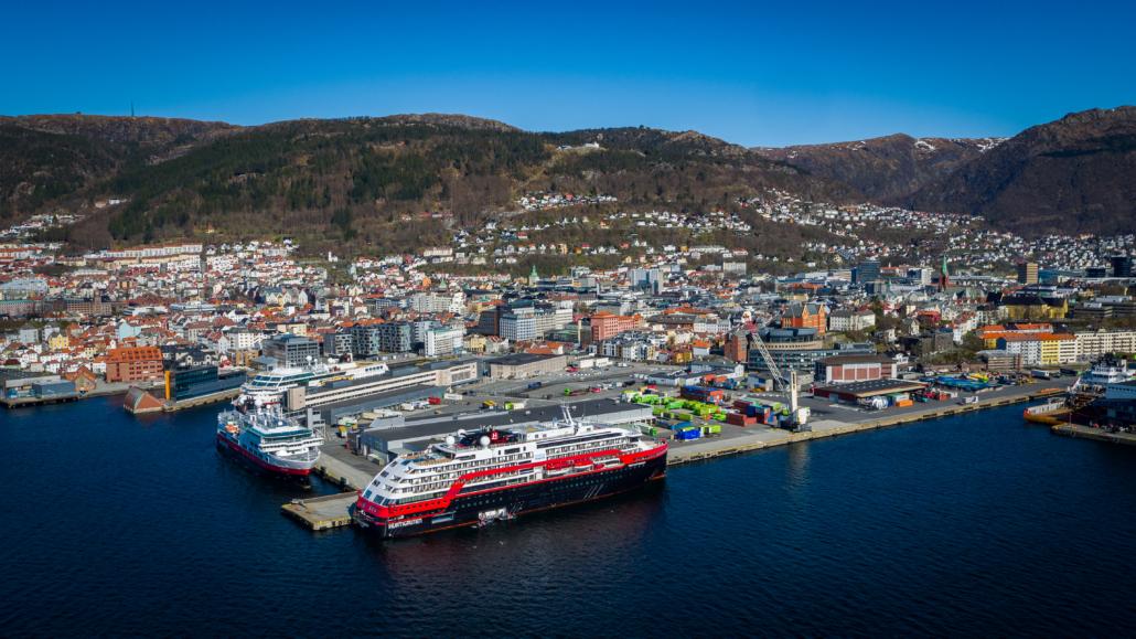 Nuevo índice para medir el impacto ambiental del buque en puerto