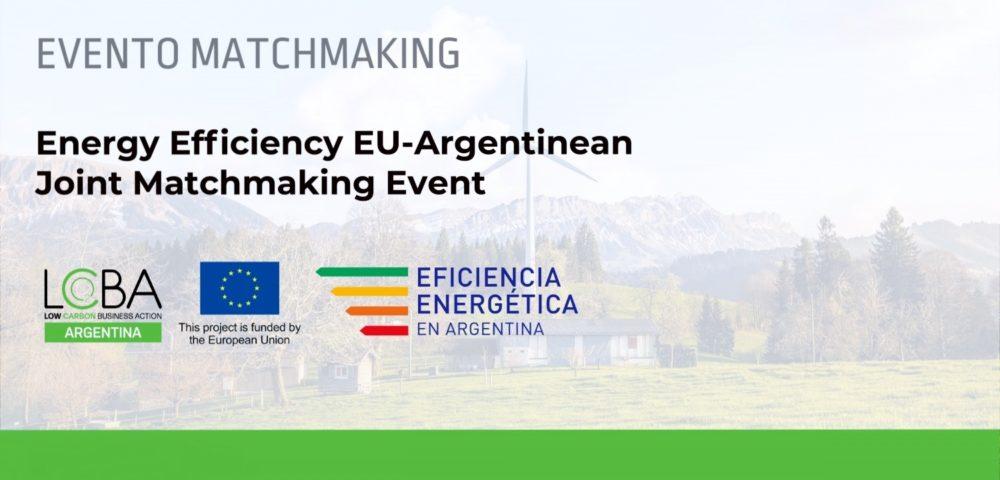 Próximo evento Matchmaking en Eficiencia Energética<br></noscript></noscript><img class=