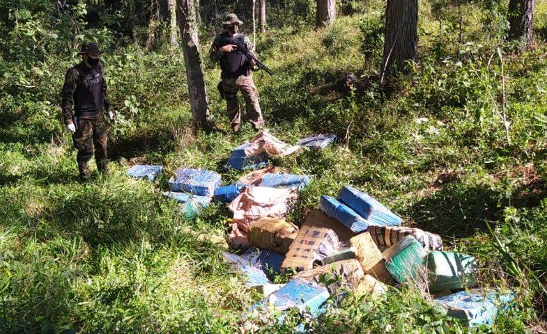 Prefectura secuestró un cargamento de más de 1.200 kilos de marihuana<br></noscript></noscript><img class=