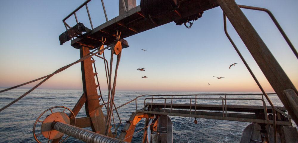El sector pesquero español firma un acuerdo de colaboración con la Real Academia del Mar<br></noscript></noscript><img class=