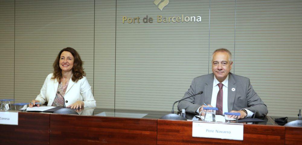 El Port de Barcelona aumenta su apuesta en la segunda edición de la Barcelona New Economy Week<br></noscript></noscript><img class=