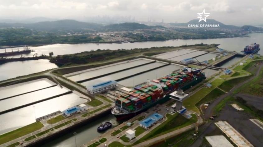 El Canal de Panamá aumentó la eslora permitida para las esclusas neopanamax<br></noscript></noscript><img class=