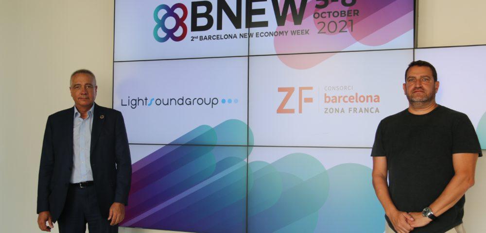 Lightsound será el proveedor audiovisual de BNEW 2021<br></noscript></noscript><img class=